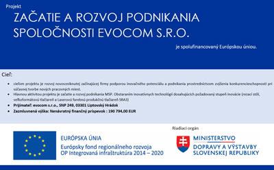 EÚ projekt